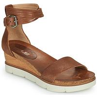 Topánky Ženy Sandále Mjus TAPASITA Ťavia hnedá