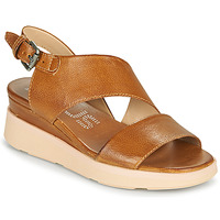 Topánky Ženy Sandále Mjus PLATITUAN Ťavia hnedá