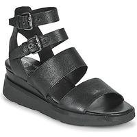 Topánky Ženy Sandále Mjus PLATITUAN Čierna