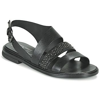 Topánky Ženy Sandále Mjus GRAM Čierna