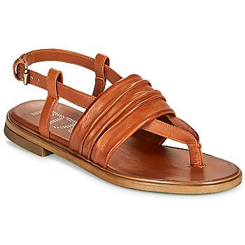 Topánky Ženy Sandále Mjus GRAM Hnedá