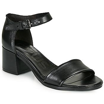 Topánky Ženy Sandále Mjus LEI Čierna