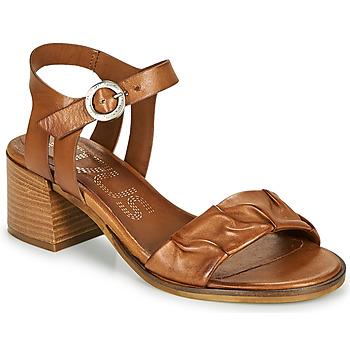 Topánky Ženy Sandále Mjus LEI Ťavia hnedá