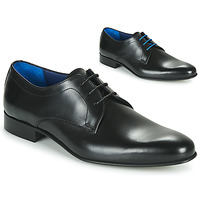 Topánky Muži Derbie Azzaro CRISTAN Čierna