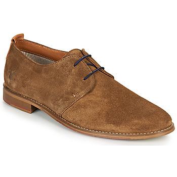 Topánky Muži Derbie Kost ERWIN 5 Hnedá