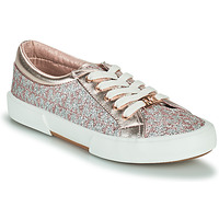 Topánky Dievčatá Nízke tenisky MICHAEL Michael Kors IMA TINSEL Ružová / Zlatá / Strieborná