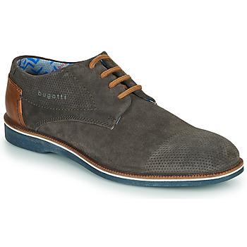 Topánky Muži Derbie Bugatti MELCHIORE Šedá