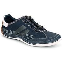 Topánky Muži Nízke tenisky Bugatti CANARIO Námornícka modrá