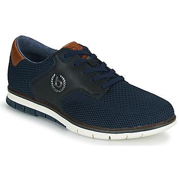 Topánky Muži Nízke tenisky Bugatti SANDMAN Námornícka modrá