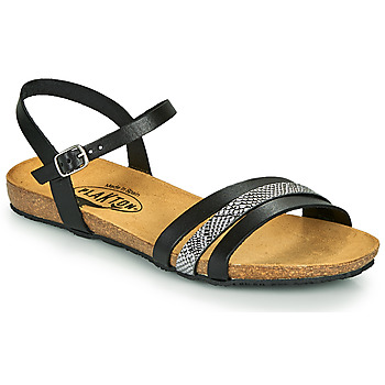 Topánky Ženy Sandále Plakton MAM ALOU Čierna