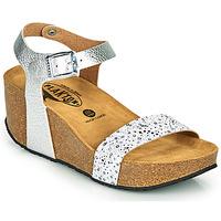 Topánky Ženy Sandále Plakton SO KISS Strieborná