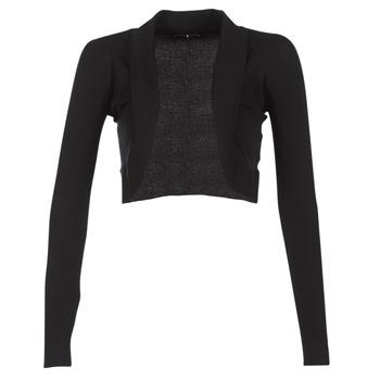 Oblečenie Ženy Cardigany Morgan MOLU Čierna
