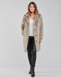 Oblečenie Ženy Kabáty Oakwood CYBER Šedá