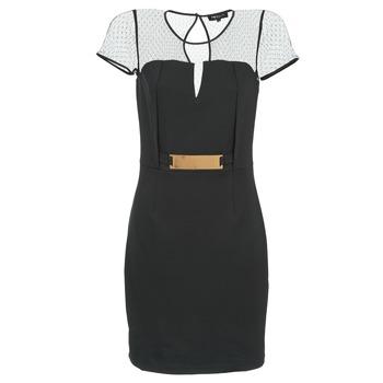 Oblečenie Ženy Krátke šaty Morgan ROULA Čierna