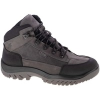 Topánky Muži Turistická obuv 4F OBMH250 Sivá