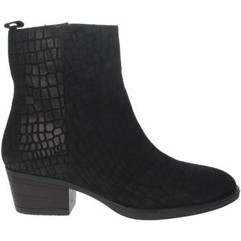 Topánky Ženy Čižmičky Riposella IC-32 Black