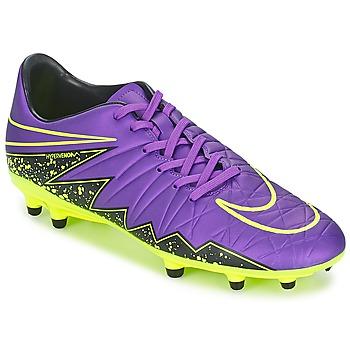 Topánky Muži Futbalové kopačky Nike HYPERVENOM PHELON II FG Fialová