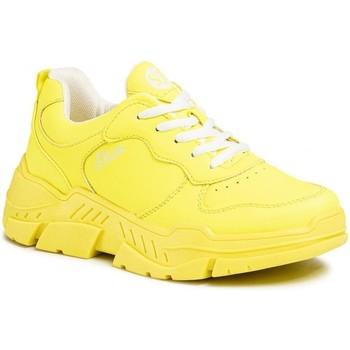 Topánky Ženy Nízke tenisky S.Oliver Neon Yellow Flat Shoes Yellow