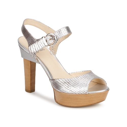 Topánky Ženy Sandále Fabi KAITE Strieborná