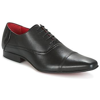 Topánky Muži Richelieu Carlington ITIPIQ Čierna