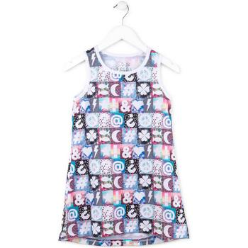 Oblečenie Dievčatá Krátke šaty Losan 714 7001AB Ružová