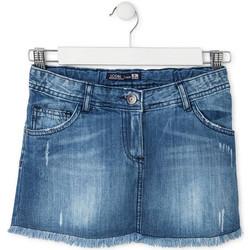 Oblečenie Dievčatá Sukňa Losan 714 7024AB Modrá