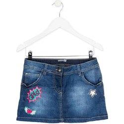 Oblečenie Dievčatá Sukňa Losan 724 7008AB Modrá