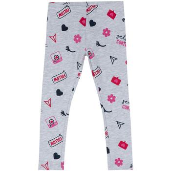 Oblečenie Dievčatá Legíny Chicco 09025865000000 Šedá
