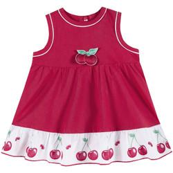 Oblečenie Dievčatá Krátke šaty Chicco 09003398000000 Červená