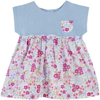Oblečenie Dievčatá Krátke šaty Chicco 09003412000000 Modrá