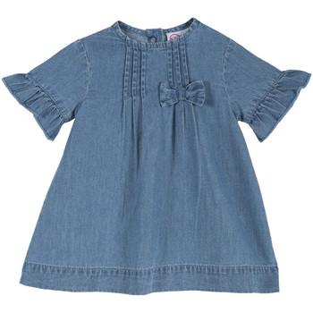 Oblečenie Dievčatá Krátke šaty Chicco 09003414000000 Modrá