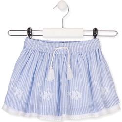 Oblečenie Dievčatá Sukňa Losan 016-7060AL Modrá