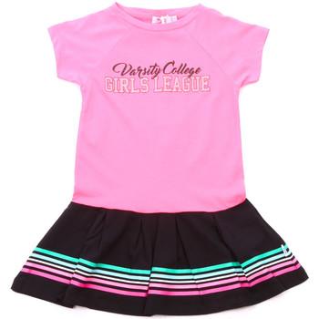 Oblečenie Dievčatá Krátke šaty Melby 70A5705 Ružová