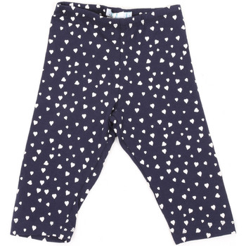 Oblečenie Dievčatá Legíny Melby 70F5665 Modrá