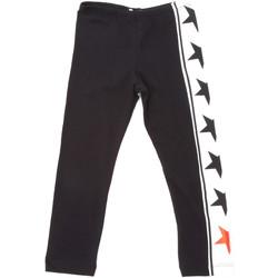 Oblečenie Dievčatá Legíny Melby 70F5655 čierna