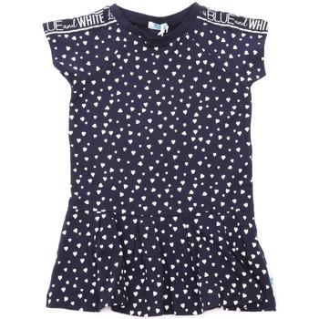 Oblečenie Dievčatá Krátke šaty Melby 70A5705 Modrá