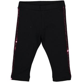 Oblečenie Dievčatá Legíny Melby 20F2061 čierna
