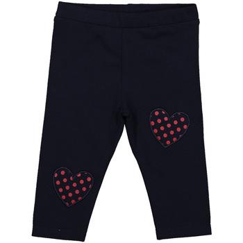 Oblečenie Dievčatá Legíny Melby 20F0021 čierna