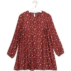 Oblečenie Dievčatá Krátke šaty Losan 024-7016AL Červená