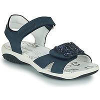 Topánky Dievčatá Sandále Primigi ANATOLE Námornícka modrá