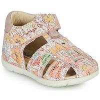 Topánky Dievčatá Sandále Primigi AMELIE Ružová