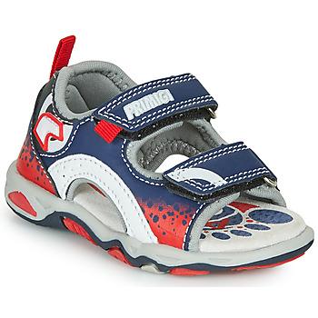 Topánky Chlapci Sandále Primigi FRANG Námornícka modrá / Červená