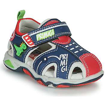 Topánky Chlapci Športové sandále Primigi ANIS Modrá / Červená / Zelená