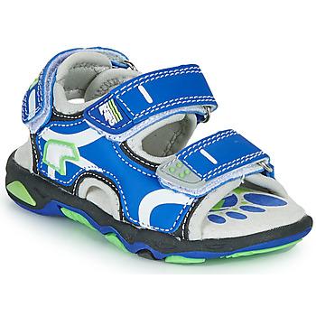 Topánky Chlapci Sandále Primigi YANIS Modrá / Zelená