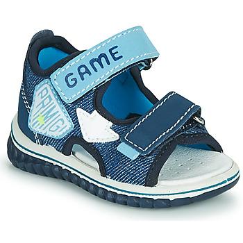 Topánky Chlapci Sandále Primigi FOUTTA Modrá