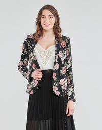Oblečenie Ženy Saká a blejzre Ikks BS40045-02 Čierna