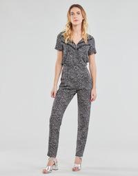 Oblečenie Ženy Módne overaly Ikks BS32005-02 Čierna