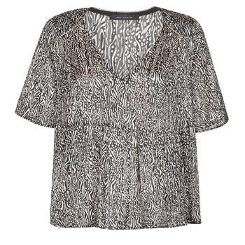Oblečenie Ženy Blúzky Ikks BS11135-02 Šedá