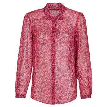 Oblečenie Ženy Košele a blúzky Ikks BS12155-38 Malinová