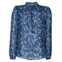 Oblečenie Ženy Košele a blúzky Ikks BS13175-49 Námornícka modrá